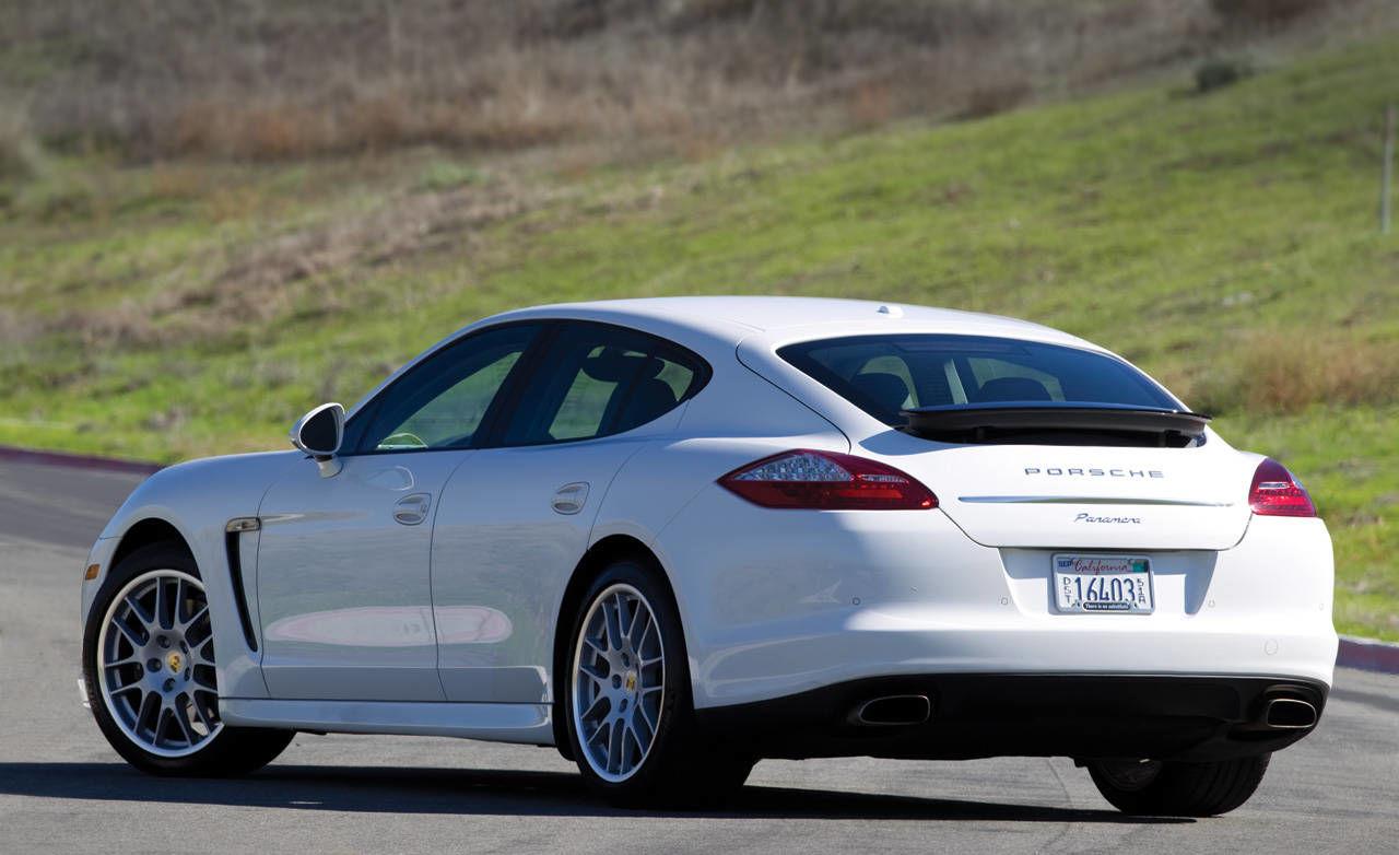 2011 Porsche Panamera - Porsche Panamera Review