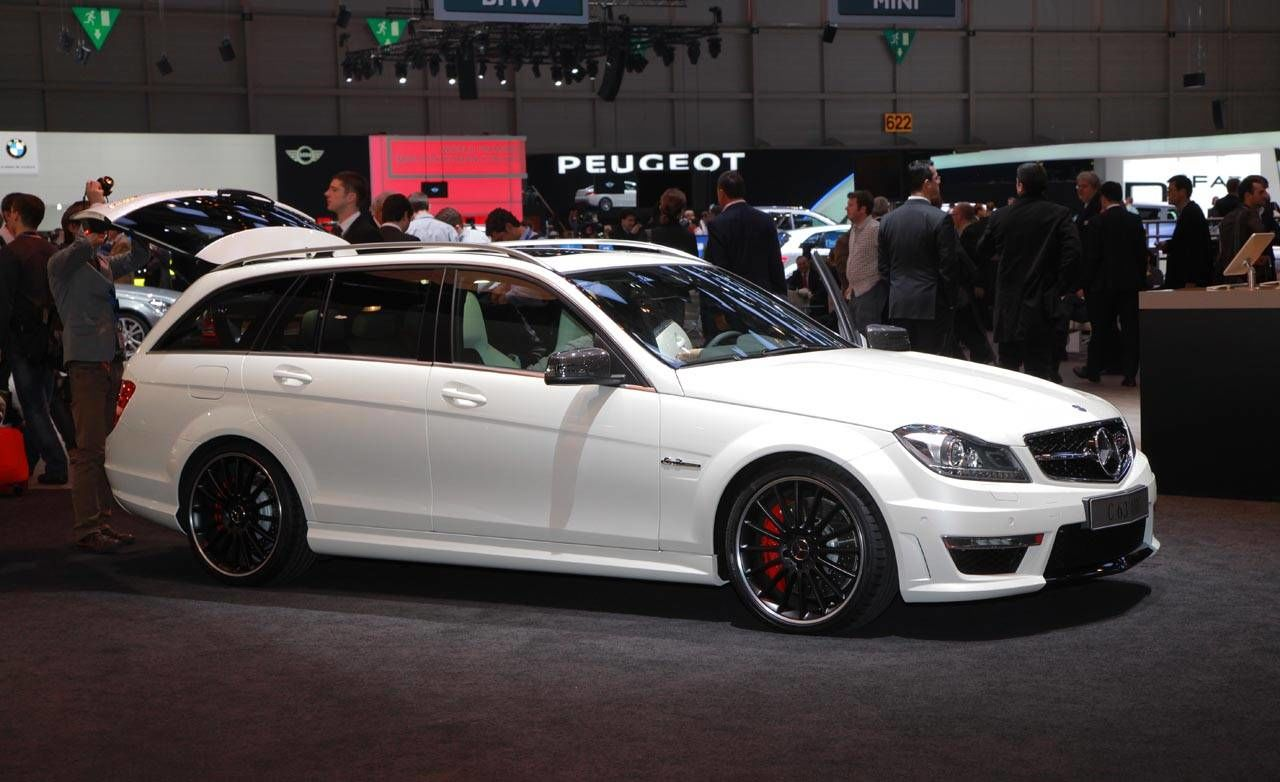 mercedes benz c63 2012 mercedes benz c63 amg at 2011 geneva auto show. Black Bedroom Furniture Sets. Home Design Ideas