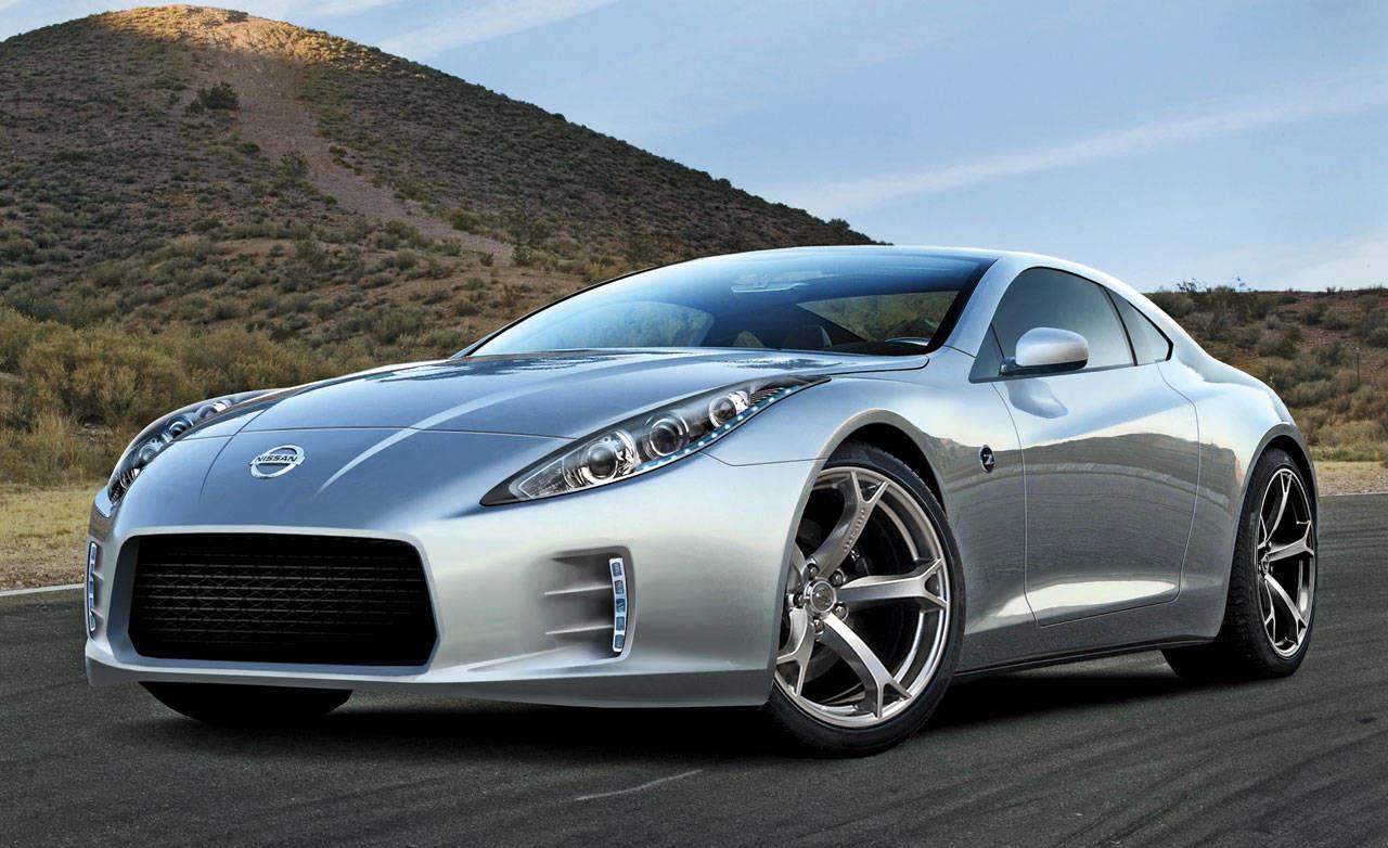 nissan z 2013 nissan z future sports cars from nissan. Black Bedroom Furniture Sets. Home Design Ideas