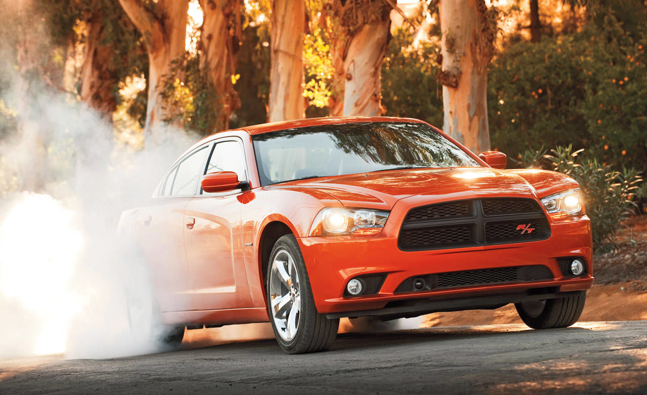 2011 Dodge Charger Dodge Charger R T Road Test