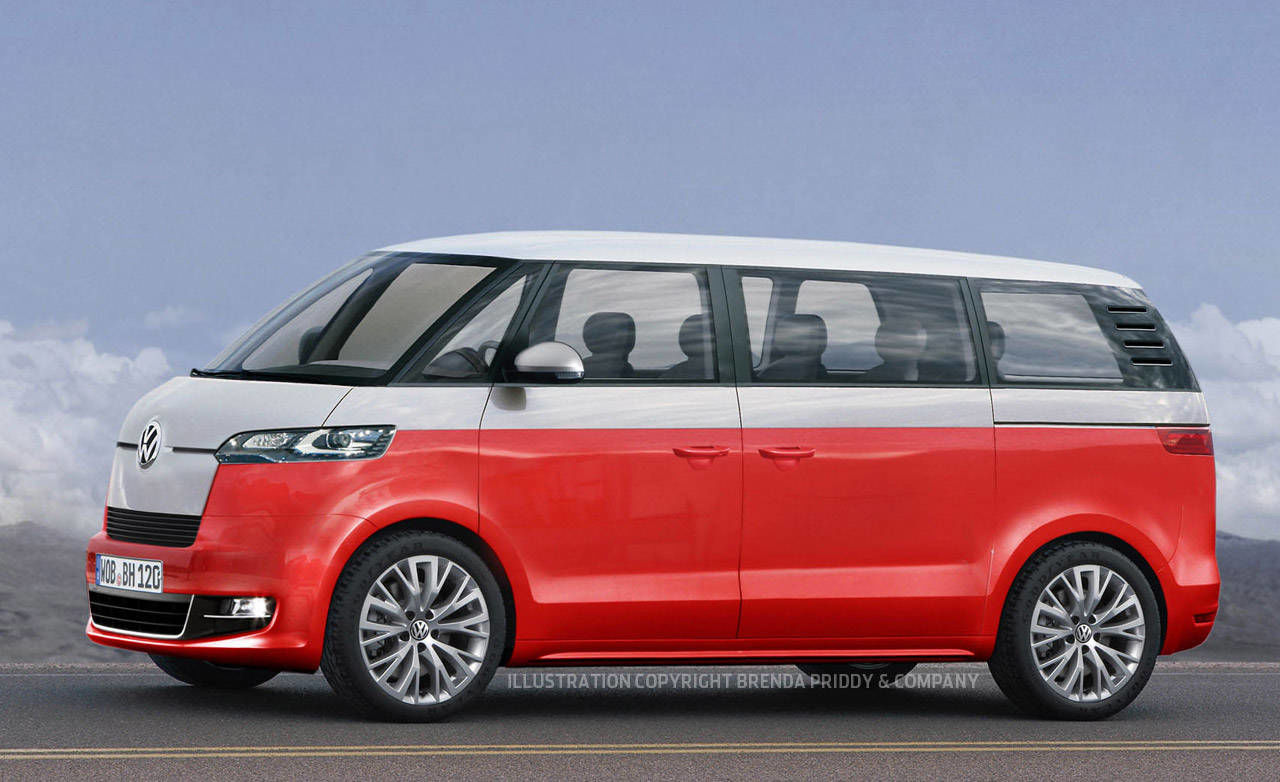 Vw Minibus Volkswagen Microbus Photos And News