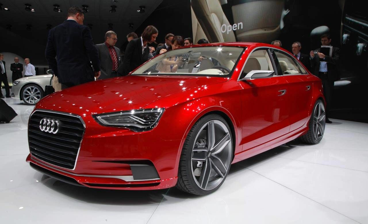 2011 audi a3 audi a3 concept at 2011 geneva auto show. Black Bedroom Furniture Sets. Home Design Ideas