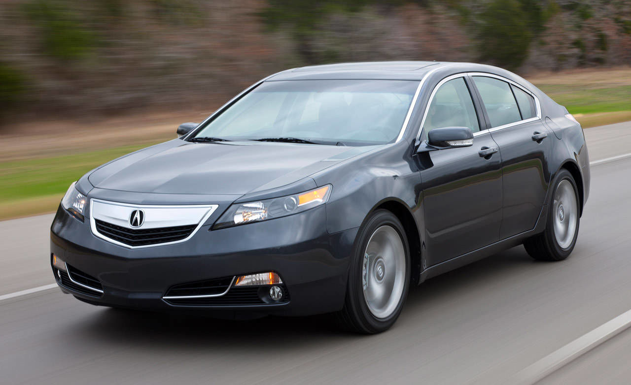 acura tl review 2012 acura tl test drive. Black Bedroom Furniture Sets. Home Design Ideas
