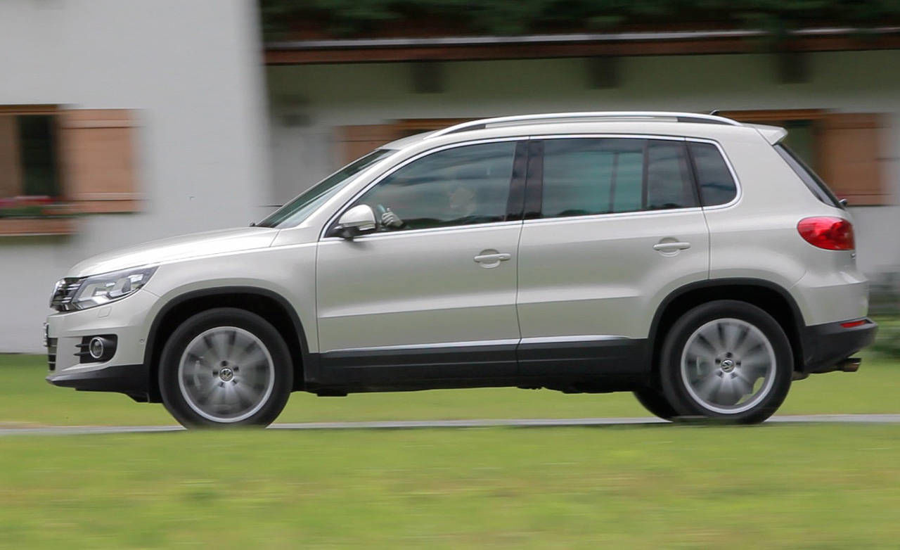 2012 volkswagen tiguan 2012 volkswagen tiguan review. Black Bedroom Furniture Sets. Home Design Ideas