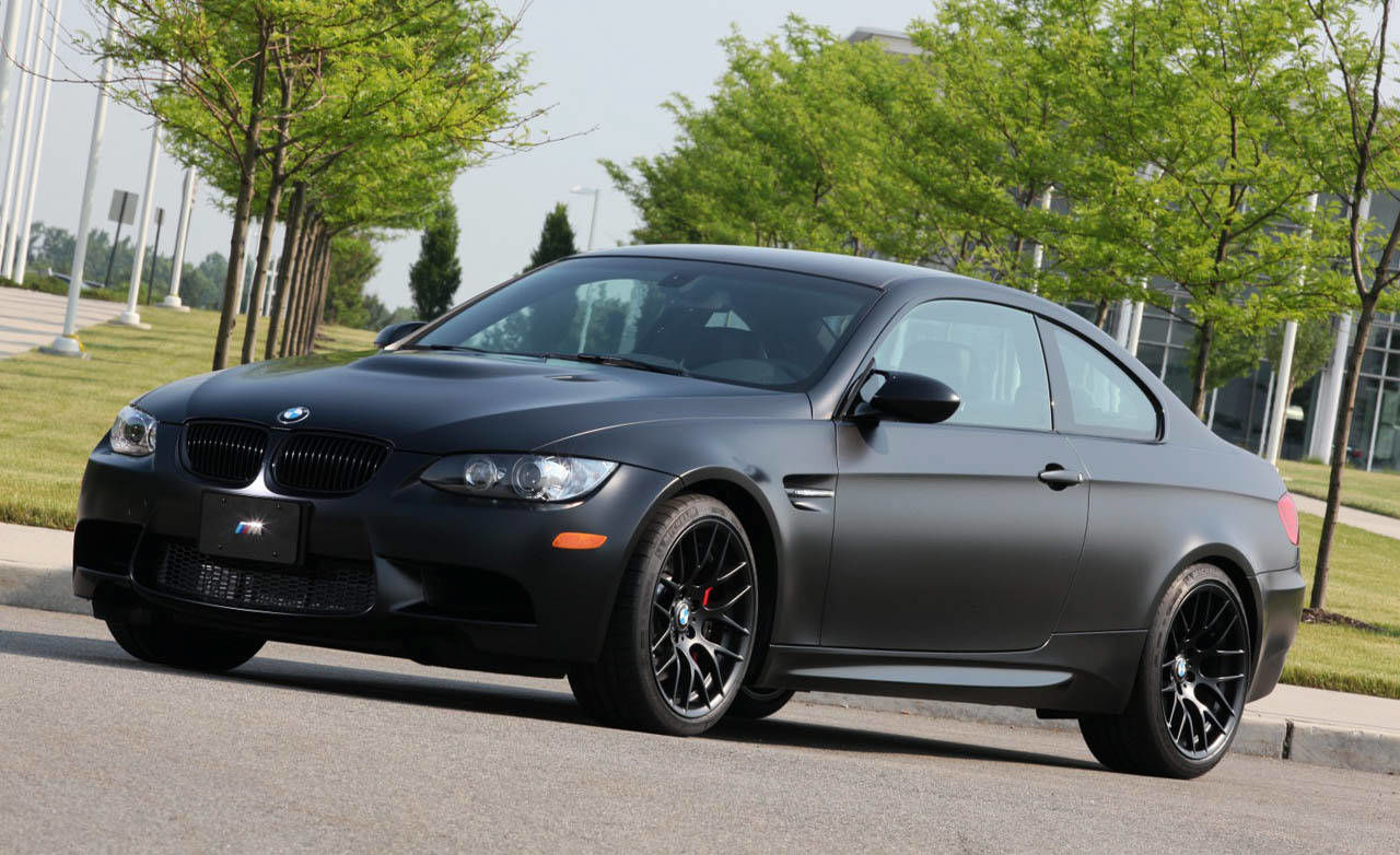 2011 bmw frozen black edition m3 coupe. Black Bedroom Furniture Sets. Home Design Ideas