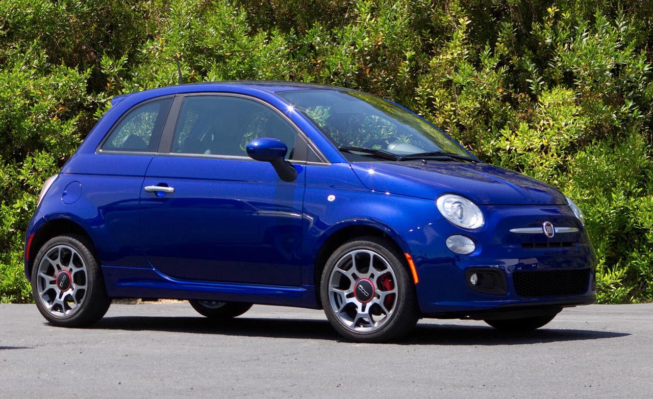 2012 Fiat 500 Sport 2012 Fiat 500 Sport Road Test