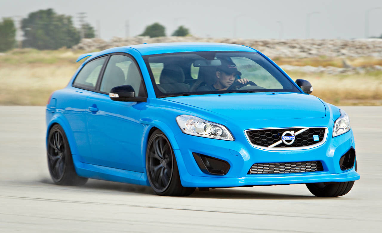 polestar volvo c30 road test polestar volvo c30 road. Black Bedroom Furniture Sets. Home Design Ideas