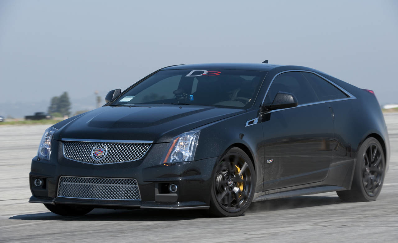 2011 d3 cadillac cts v coupe road test with specs price and pictures. Black Bedroom Furniture Sets. Home Design Ideas