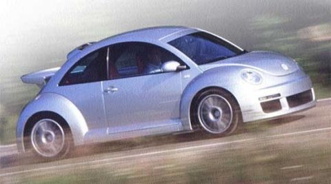 Volkswagen New Beetle Rsi First Drive Full Review Of The