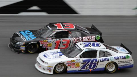 Dodges In Nascar Nationwide Without Factory Support