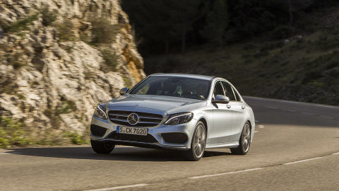2015 mercedes benz c400 4matic first drives for How do you spell mercedes benz
