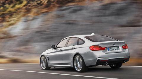 First Drive 2015 Bmw 428i Gran Coupe