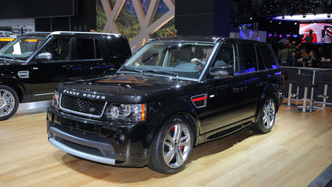2013 limited edition range rover sport photos and news. Black Bedroom Furniture Sets. Home Design Ideas