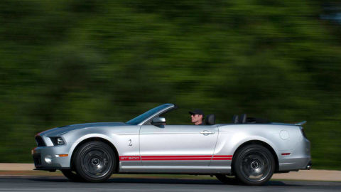 2013 Ford Shelby GT500 First Drive – 200 mph Production ...