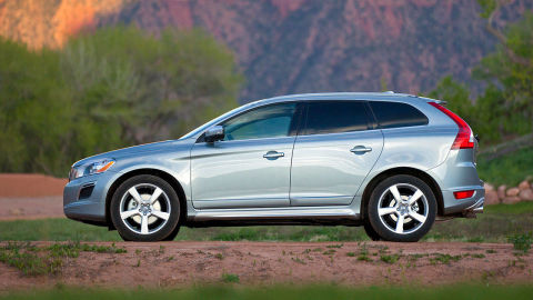 2012 Volvo Xc60 T6 R Design Review Specs Photos Roadandtrack Com