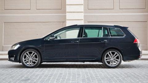 VW Bringing Golf SportWagen 4Motion  Alltrack To US In 2016