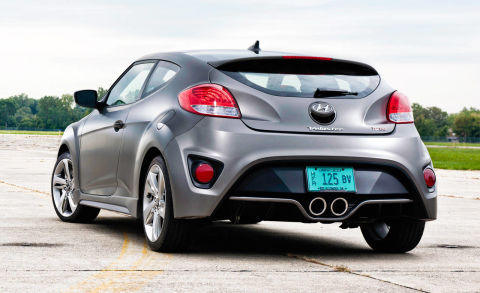 Photos 2013 Hyundai Veloster Turbo Vs 2012 Mini John Cooper Works Coupe Vs 2012 Volkswagen