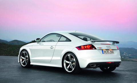 Photos 2012 Audi Tt Rs