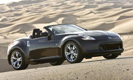 nissan 370z roadster 0 60 time autos post. Black Bedroom Furniture Sets. Home Design Ideas