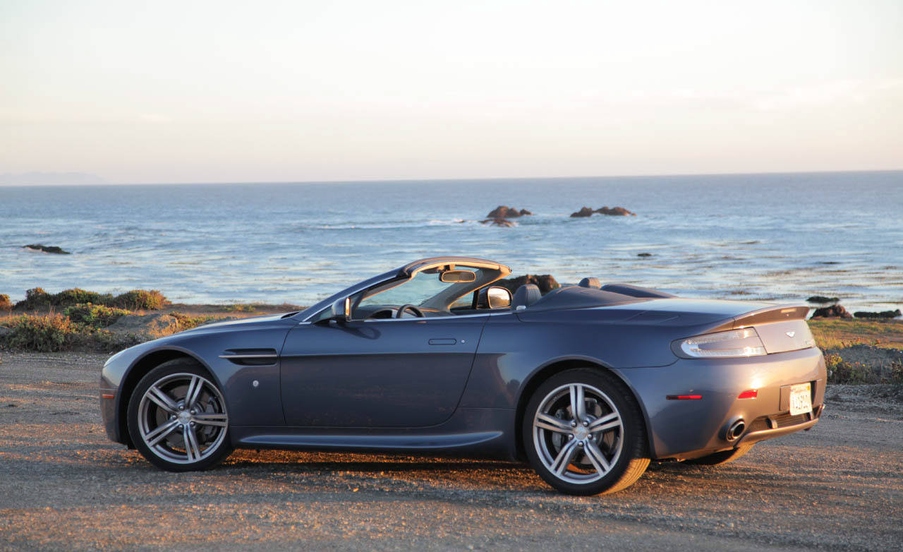 photos 2010 aston martin v8 vantage roadster. Black Bedroom Furniture Sets. Home Design Ideas