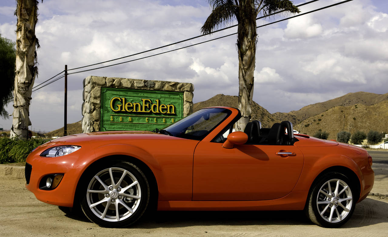 photos 2010 mazda mx 5 miata prht. Black Bedroom Furniture Sets. Home Design Ideas