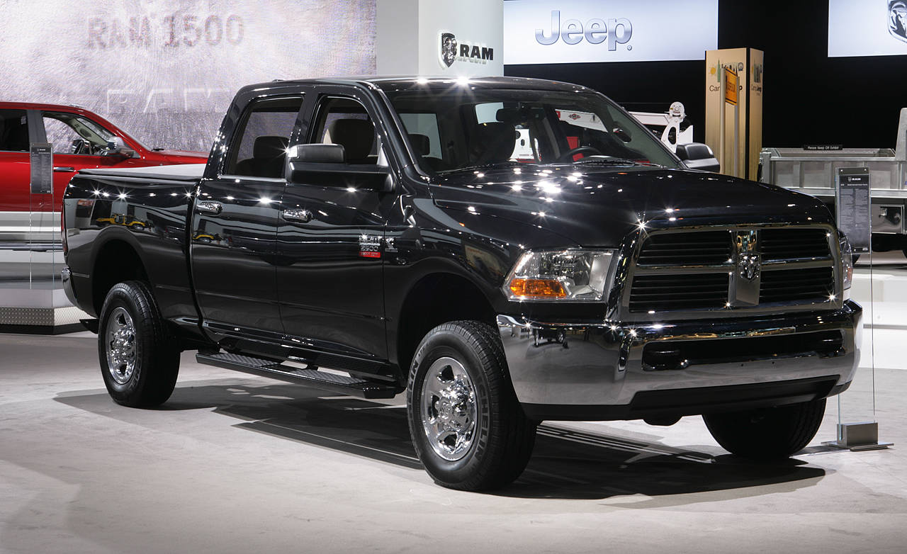 photos dodge ram 2500 heavy duty. Black Bedroom Furniture Sets. Home Design Ideas