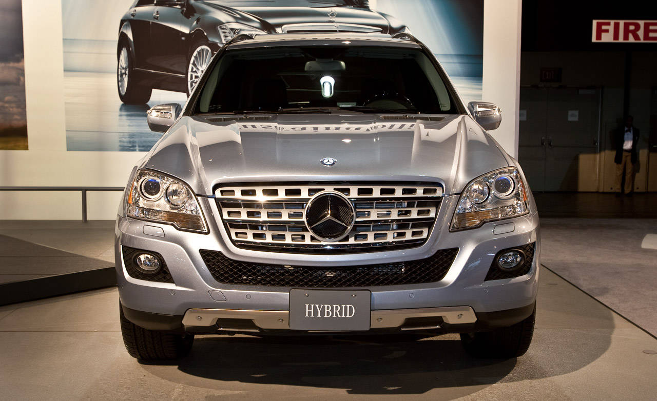 Image gallery ml450 hybrid for Silver star mercedes benz montreal