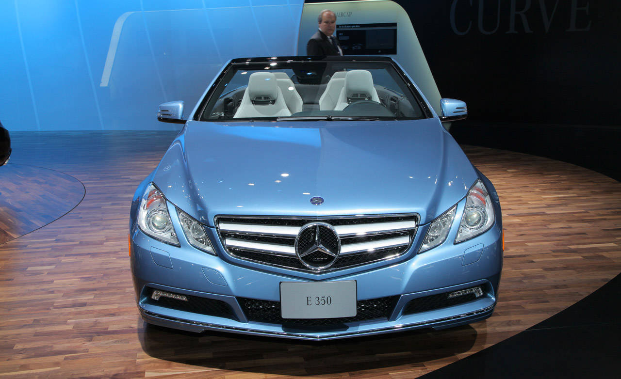 Photos 2011 mercedes benz e class cabriolet for Mercedes benz e350 convertible 2011