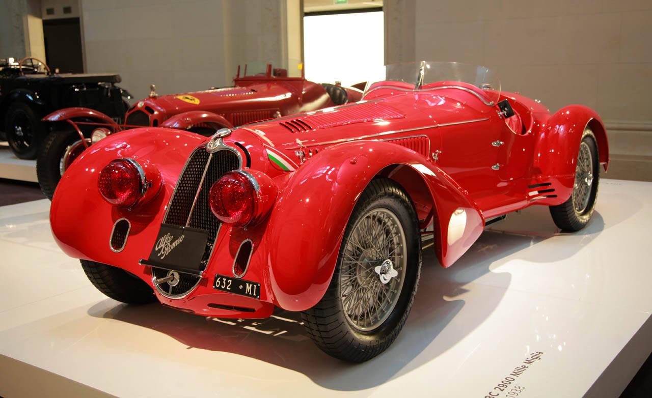A Be Ae Alfa Romeo C Mille Miglia Jl Lg on Alfa Romeo 8c 2900