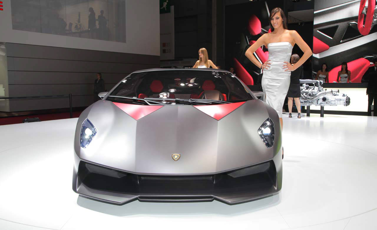 Photos: Lamborghini Sesto Elemento