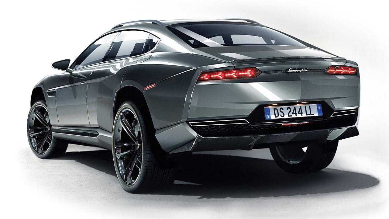 Photos Lamborghini Suv