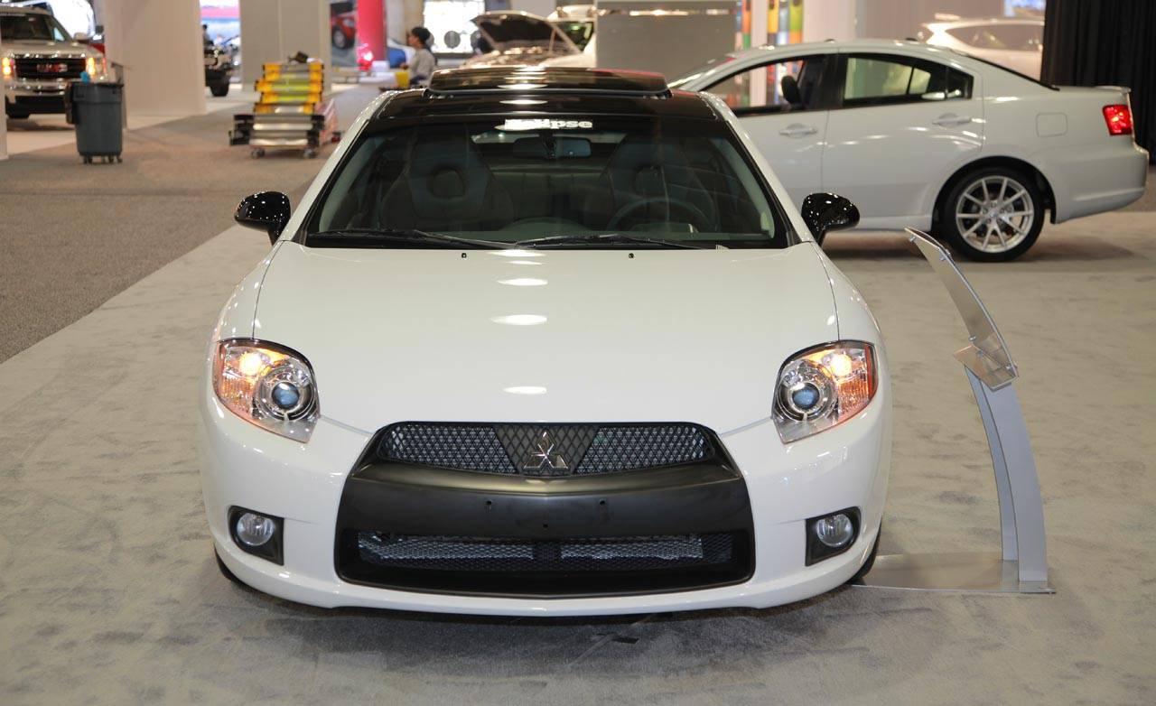 Photos: 2012 Mitsubishi Eclipse Special Edition
