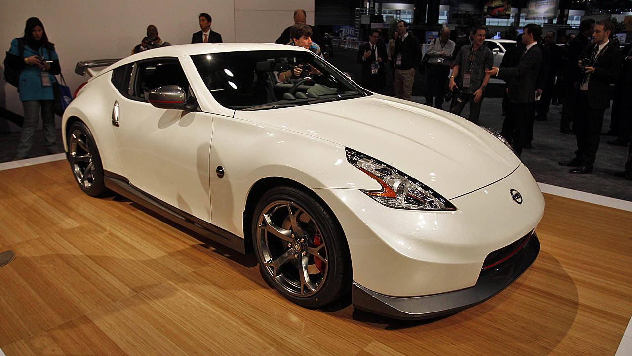 photos 2014 nissan 370z nismo. Black Bedroom Furniture Sets. Home Design Ideas