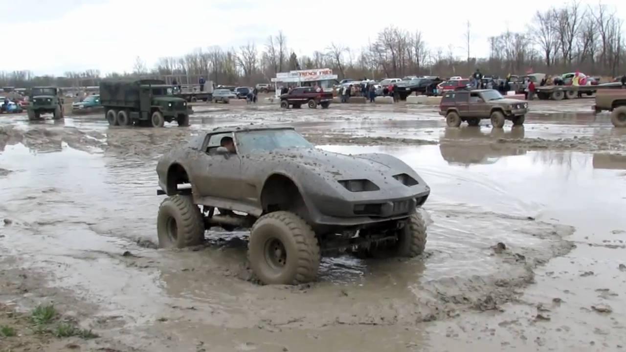 Off-Road Corvettes Wanted - Corvette Carlisle Needs Off ...
