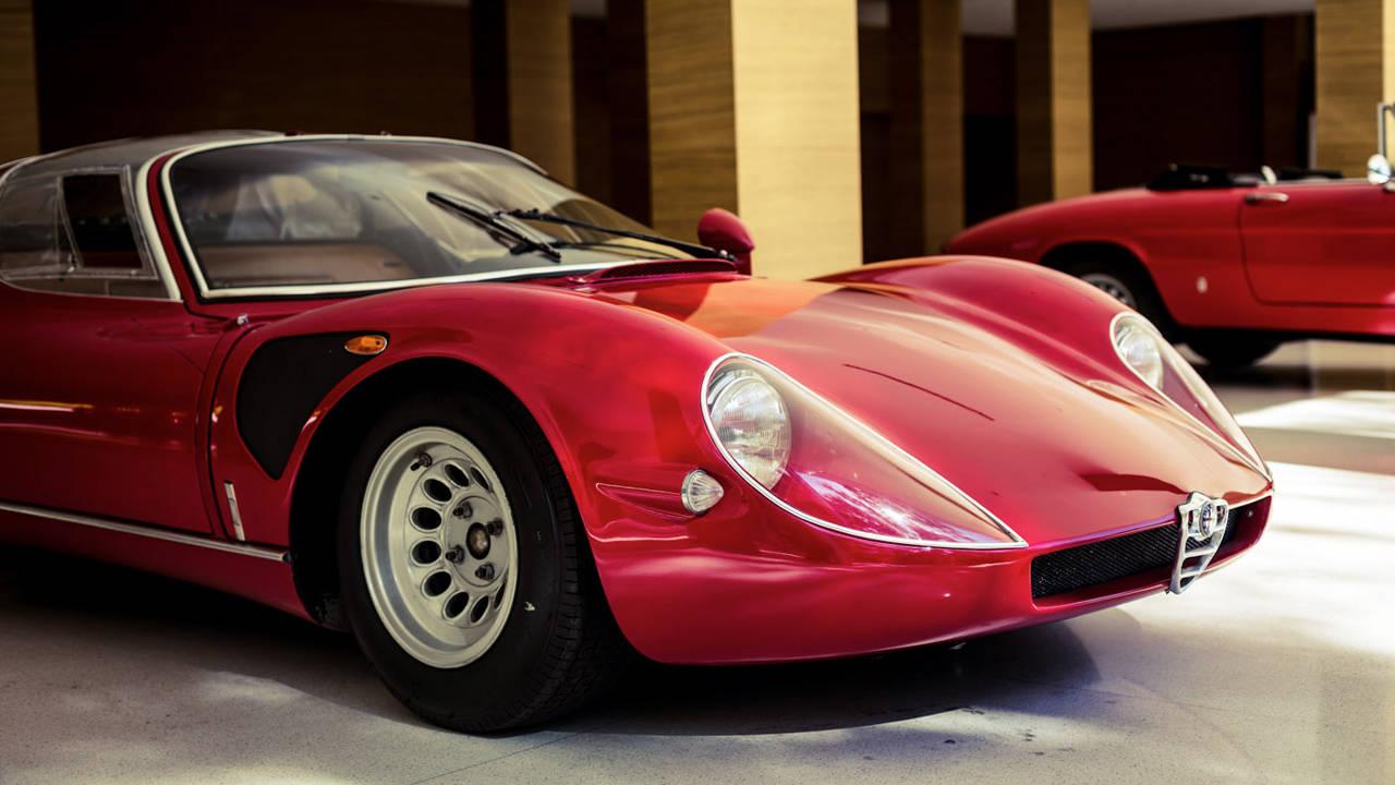 Alfa romeo tipo 33 stradale rare exotic supercar alfa for Garage alfa romeo paris