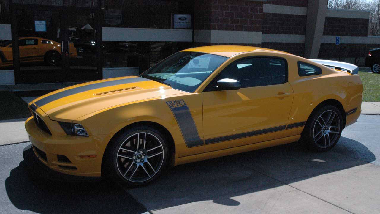 for sale 2013 boss mustang 200 000 boss mustang for sale in ypsilanti michigan. Black Bedroom Furniture Sets. Home Design Ideas