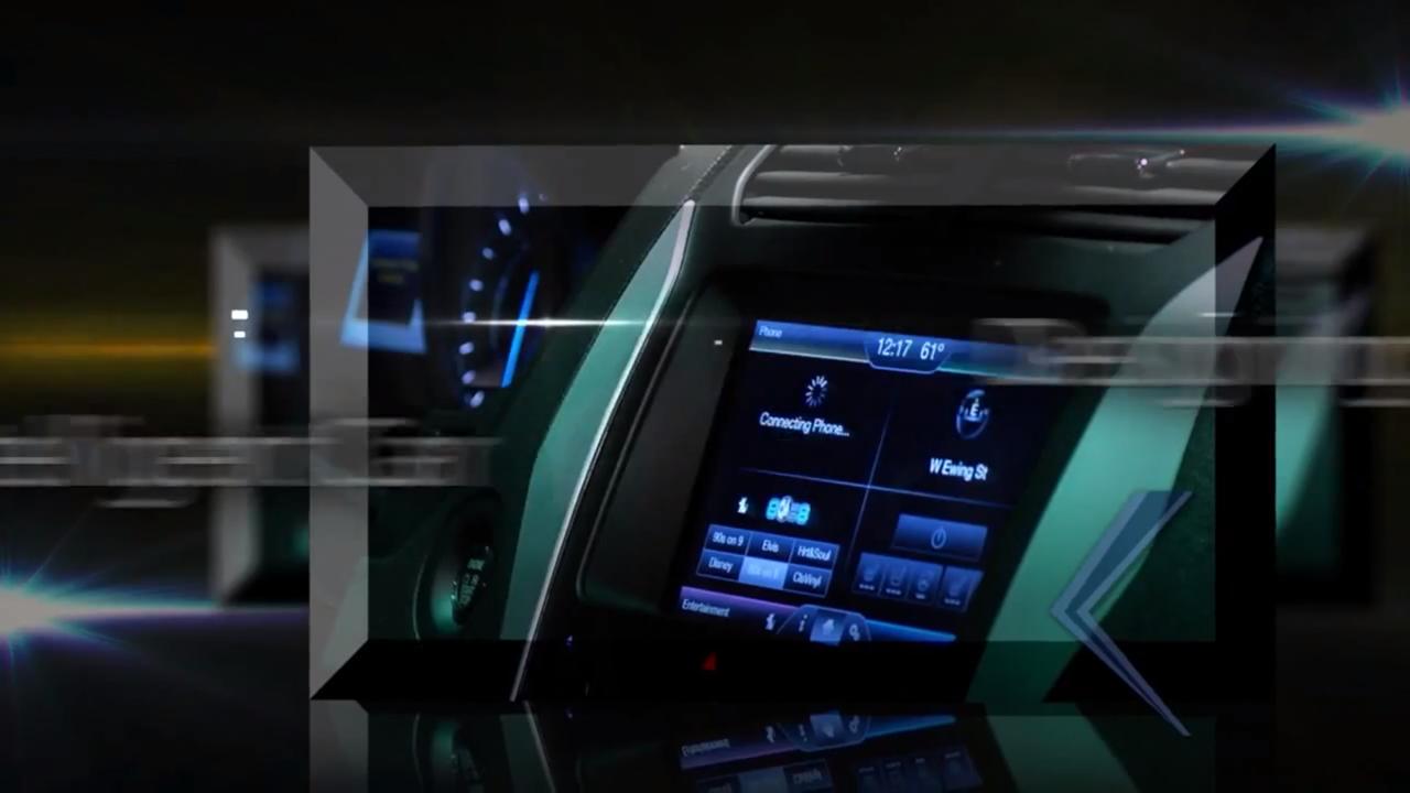 Microsoft Car Operating System Of The Future Windows 7