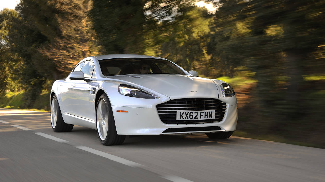 Aston Martin: We relied too much on James Bond