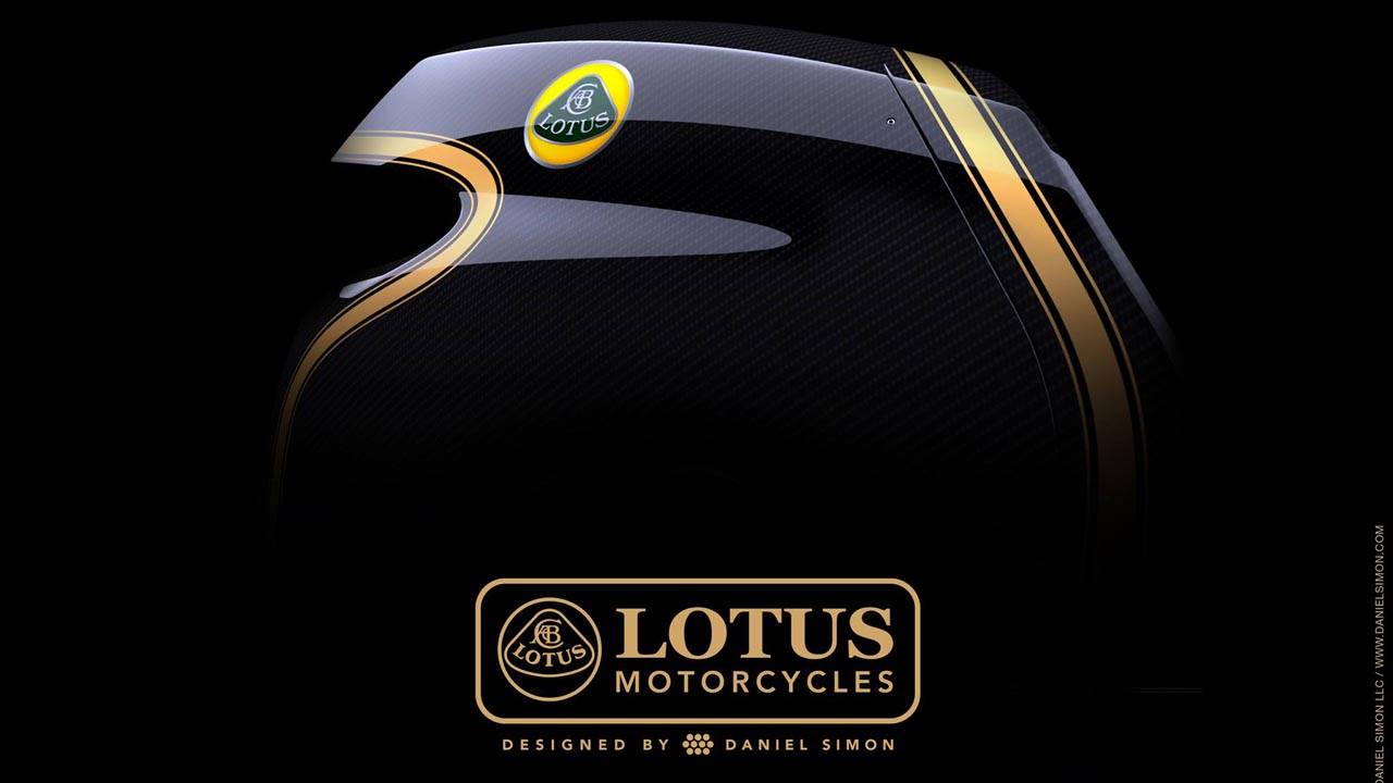 New Lotus Motorcycle - Tron Bike Designer Pens Lotus ...