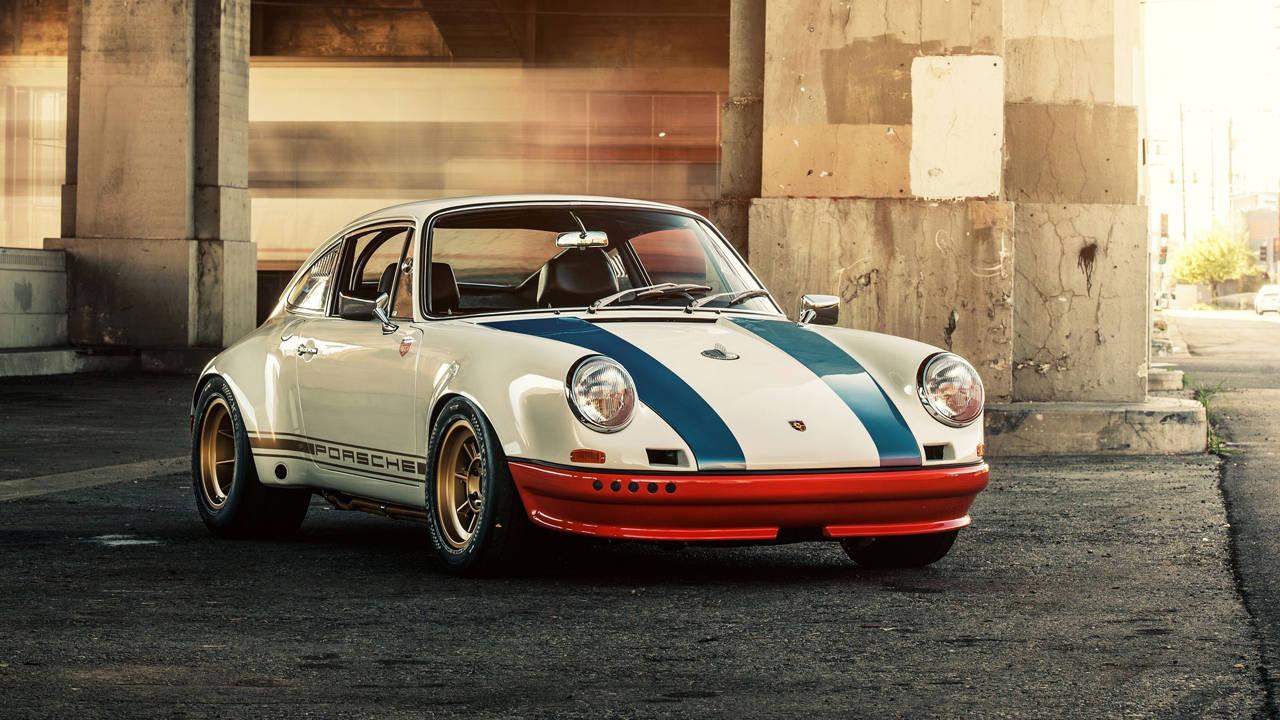 Magnus Walker 1972 Porsche 911 STR II for Sale - Modified ...