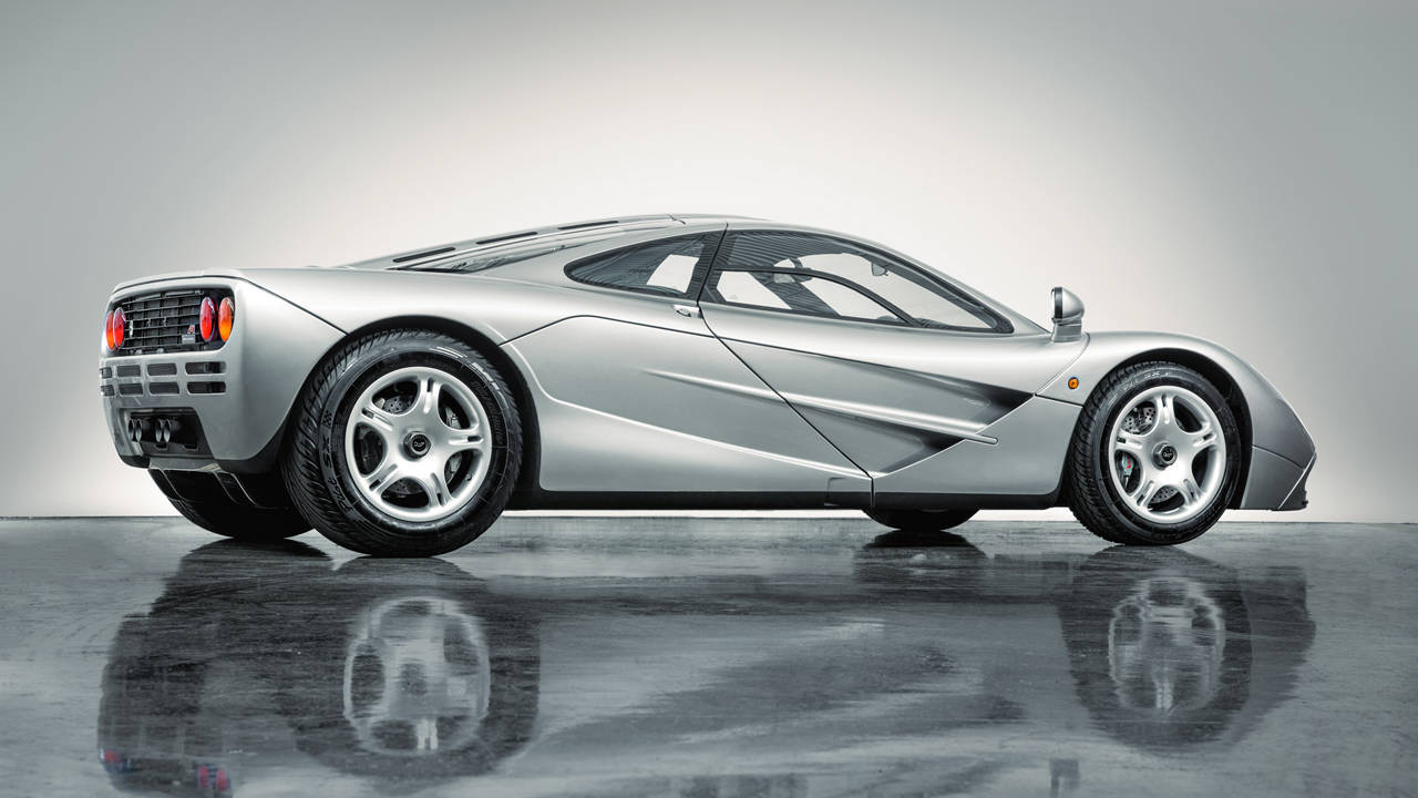Here Is Why It S Impossible To Total A Mclaren F1