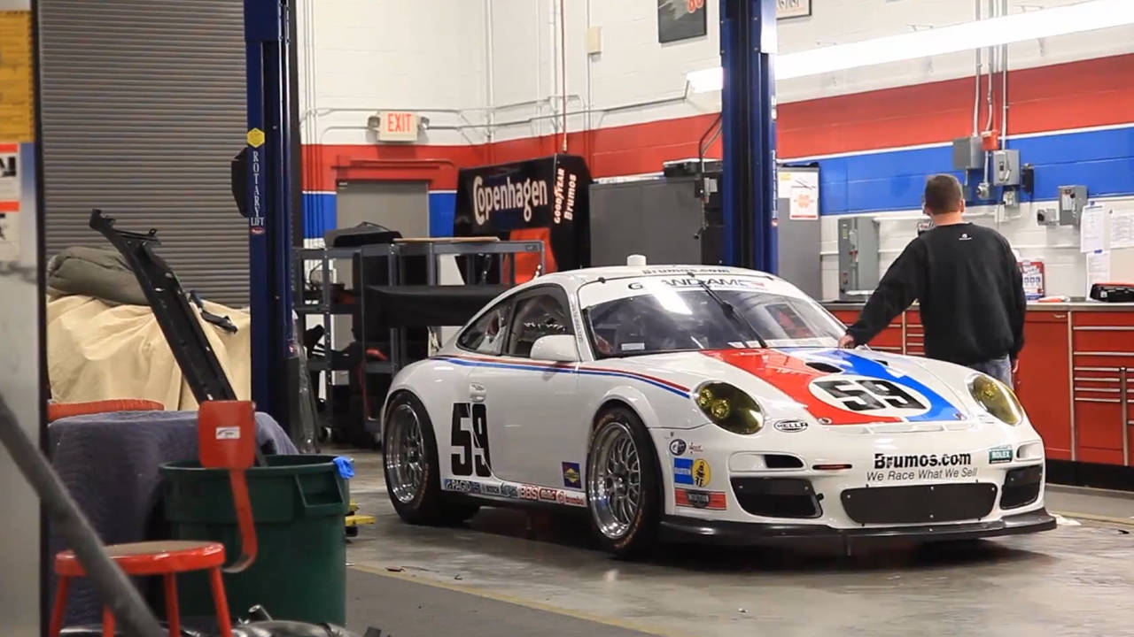 Brumos porsche rolex 24 video how brumos endures racing for Brumos mercedes benz