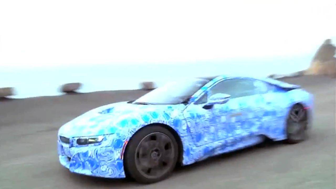 bmw i8 video the smoking tire. Black Bedroom Furniture Sets. Home Design Ideas