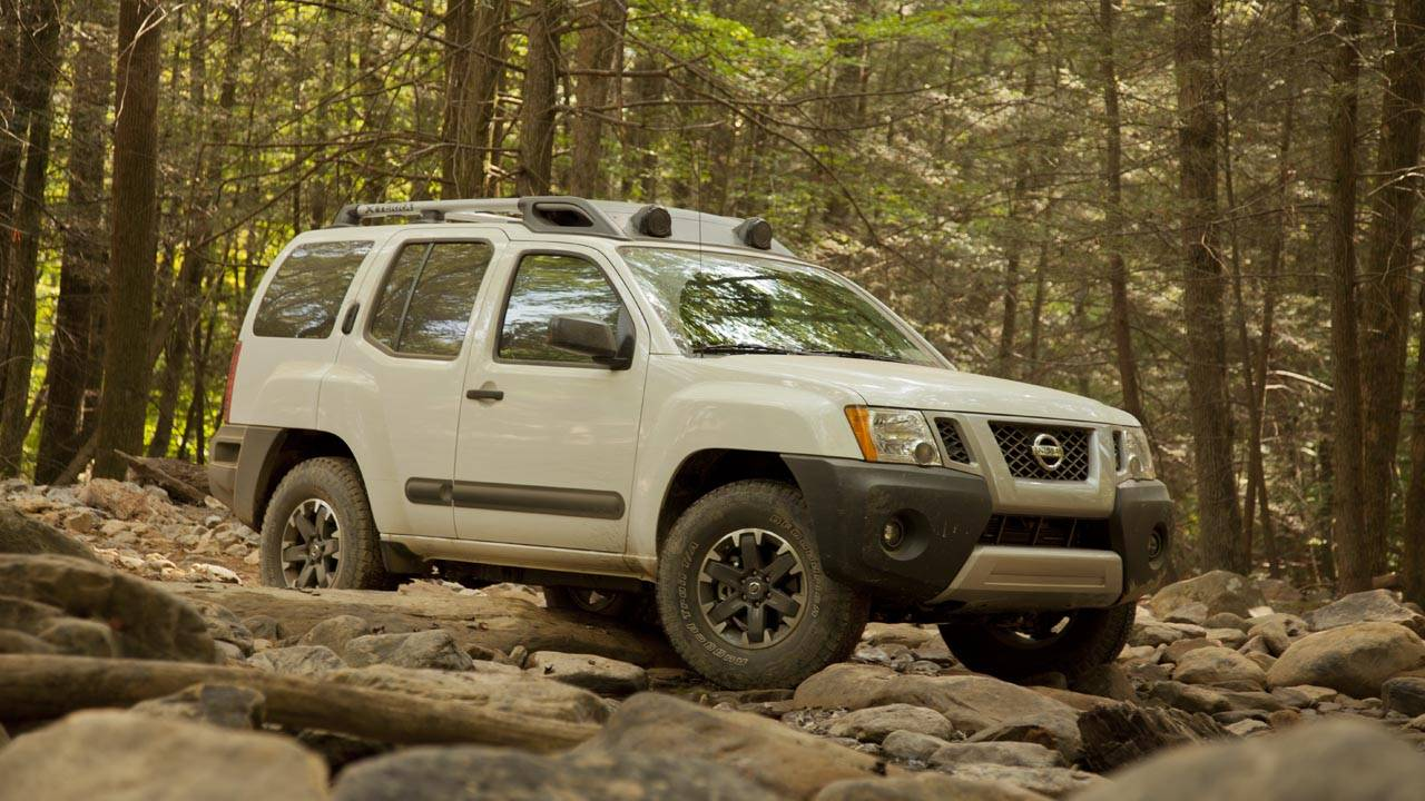 2014 nissan xterra pro 4x drive off road review of nissan xterra. Black Bedroom Furniture Sets. Home Design Ideas