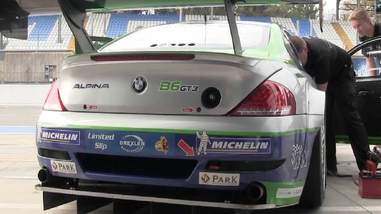 Pay Roadandtrack Com >> BMW Alpina B6 GT3 Testing at Monza - Better than Coffee