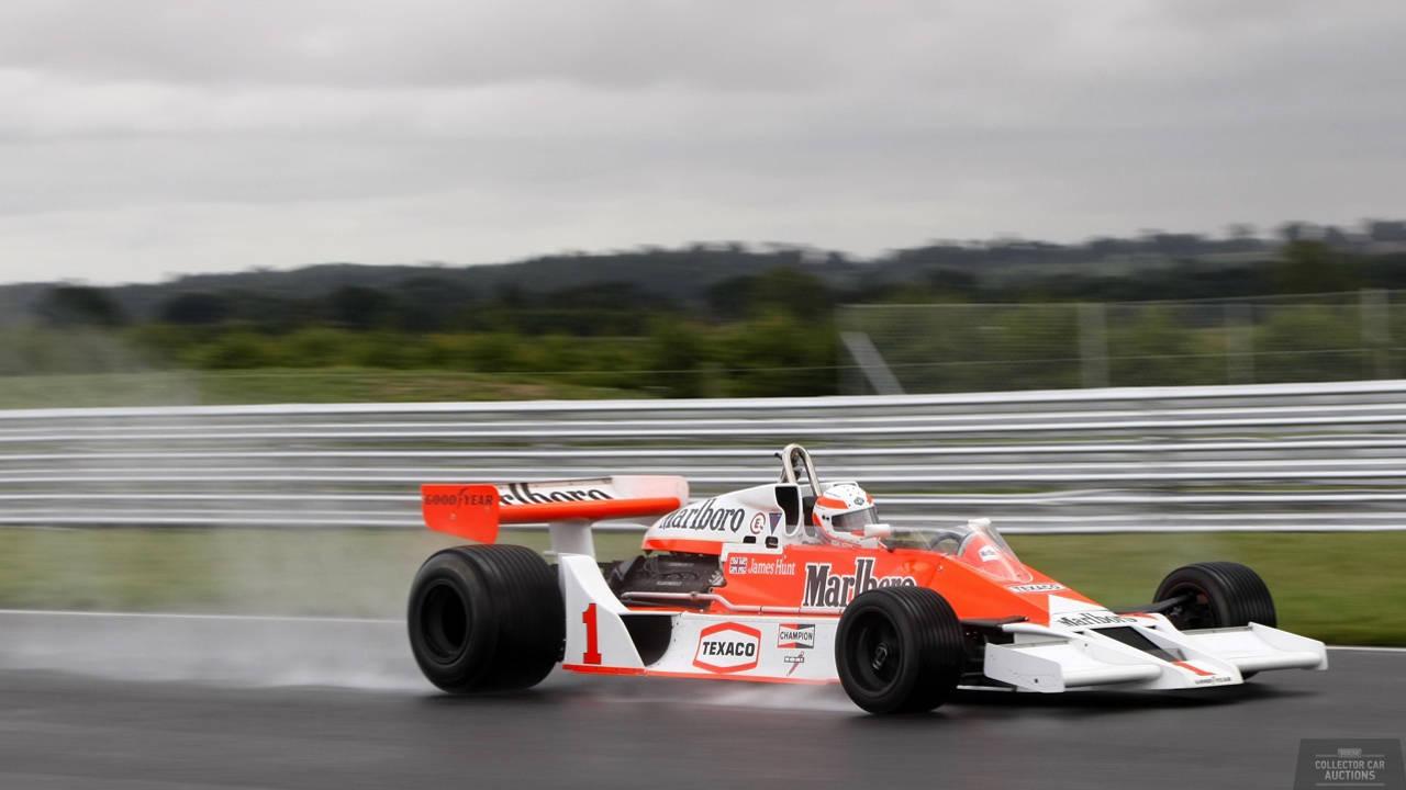 1977 Mclaren M26 Formula 1 Auctions