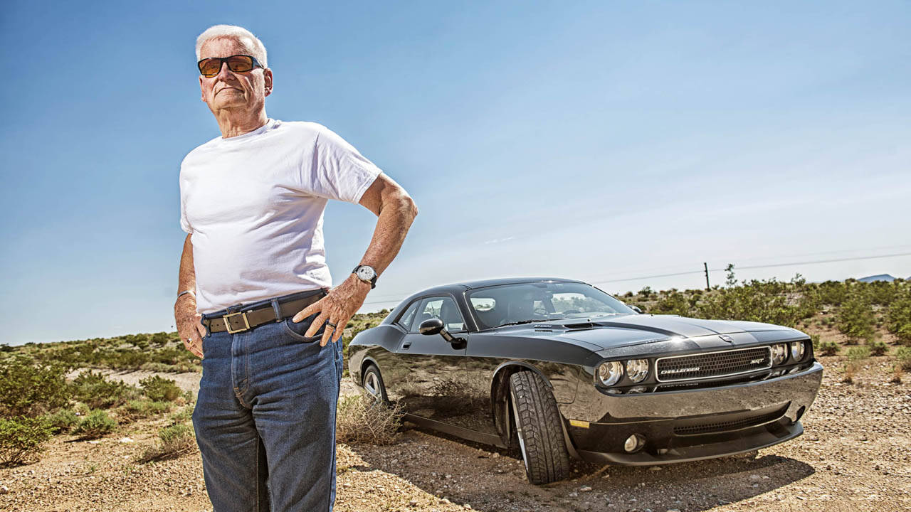 Pay Roadandtrack Com >> The Last Banzai Runner Phil Henry - The Fanatic