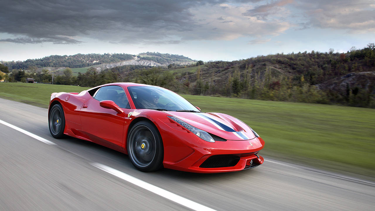 2014 ferrari 458 speciale first drive. Black Bedroom Furniture Sets. Home Design Ideas