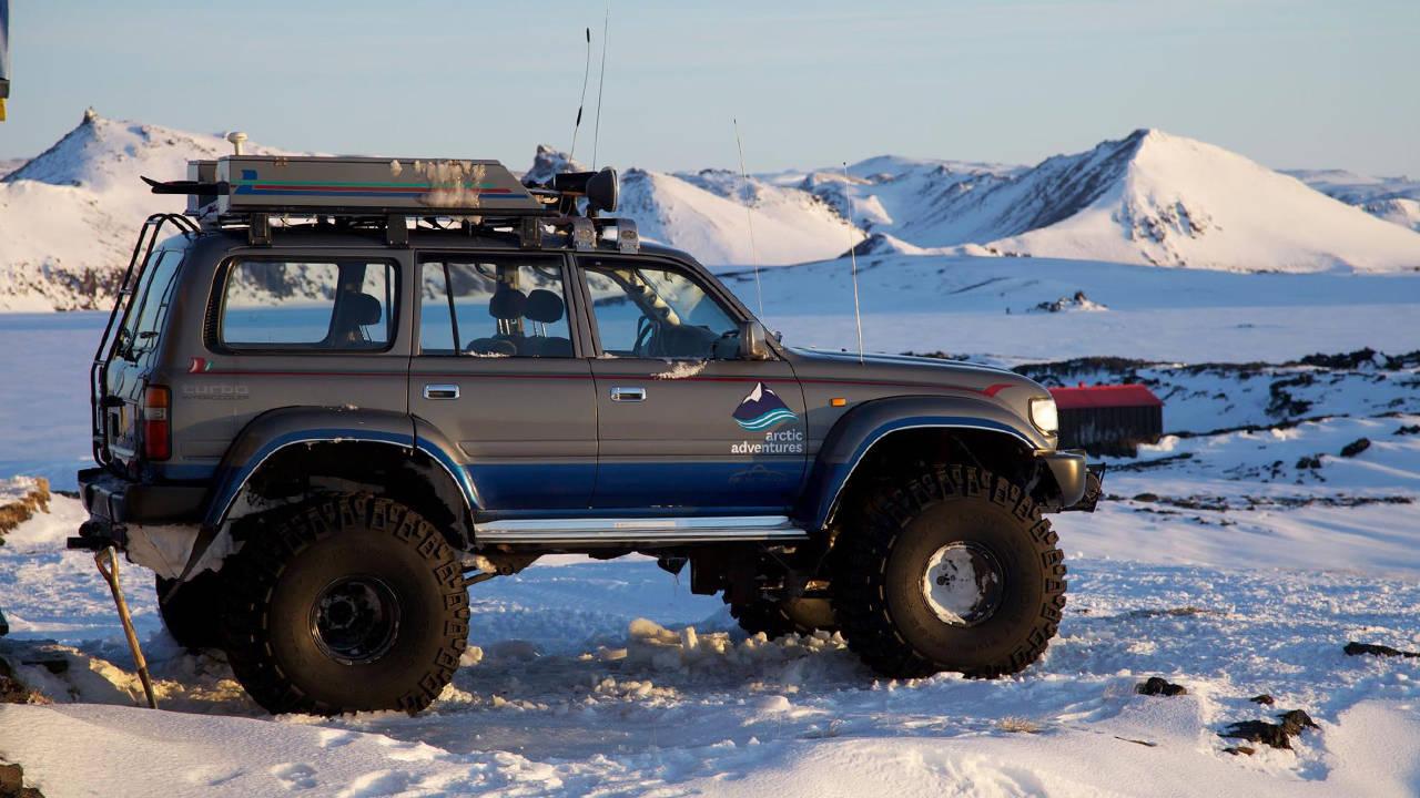 Icelandic Offroad Trucks Car Culture
