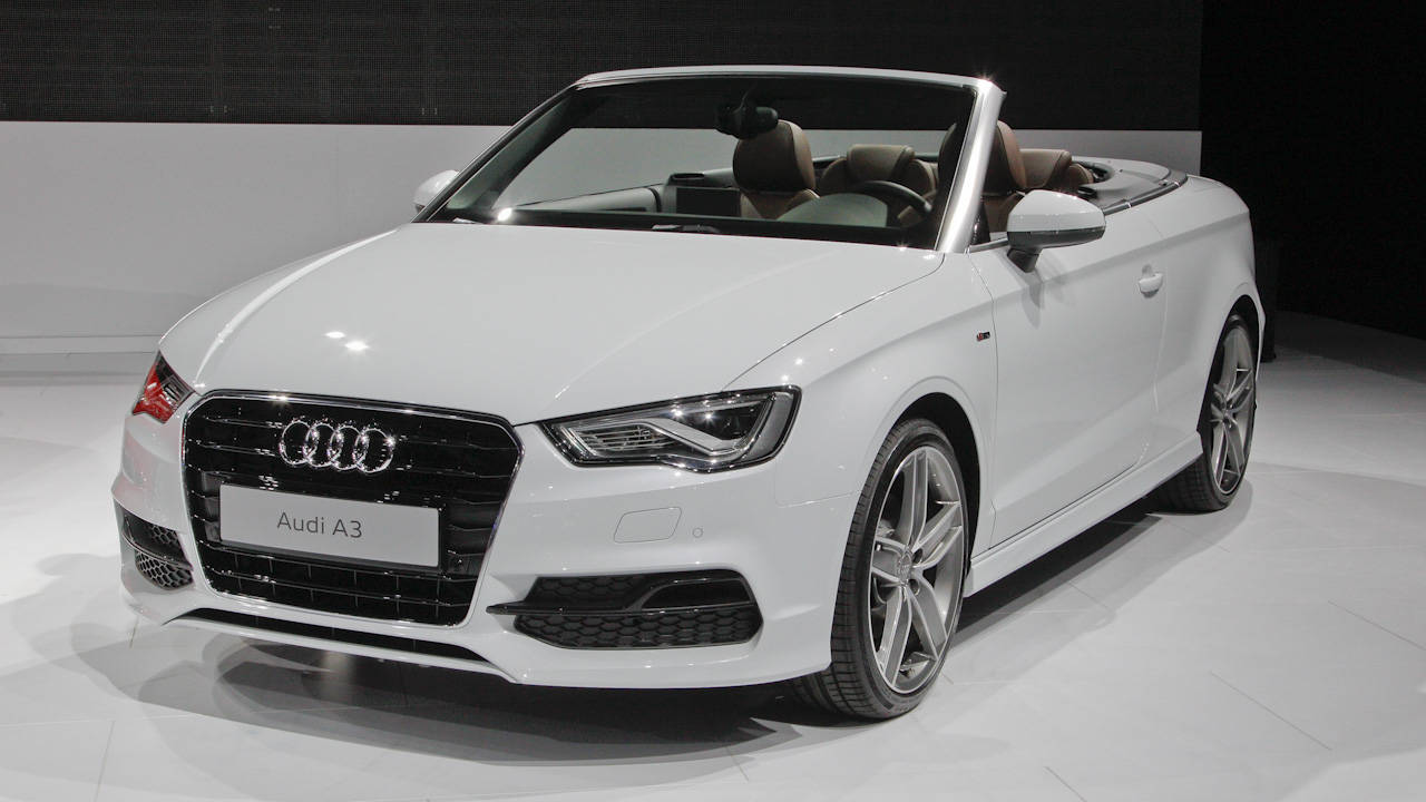 2015 audi a3 cabriolet photos. Black Bedroom Furniture Sets. Home Design Ideas